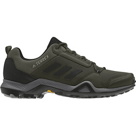 adidas TERREX AX3 Hiking Shoes Lightweight Men, ngtcar/core black/rawkha